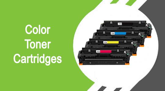 Color Toners Cartridges
