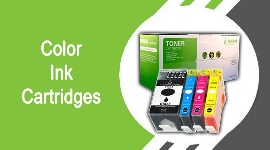 Color Ink Cartridges