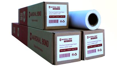 Marshal Bond - Paper Roll