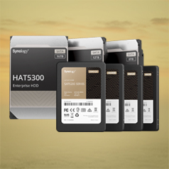 Synology HDD & SSD